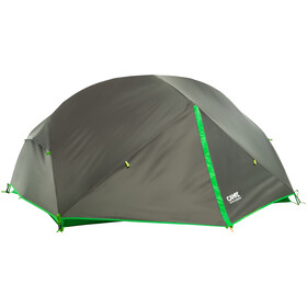 CAMPZ Lacanau Tent 2P, deep grey/green